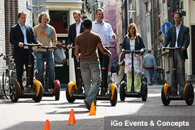Segway Adventure Sports